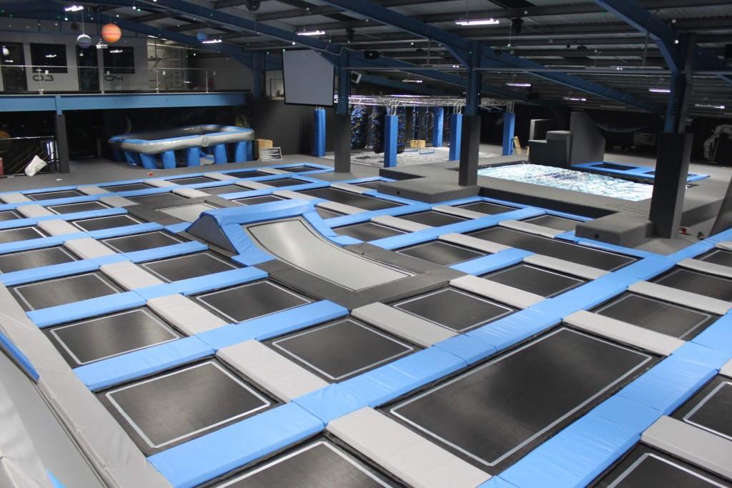 Parque de trampolines de Palma